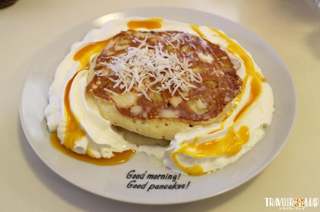 トロピカルパンケーキ