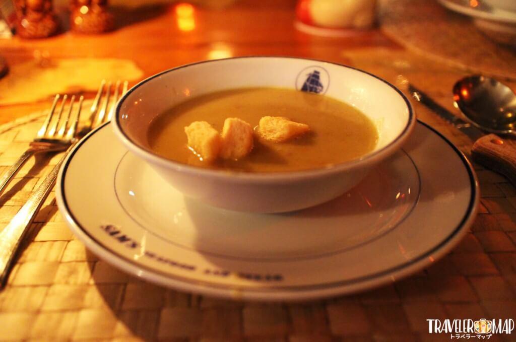 東インドカレースープ