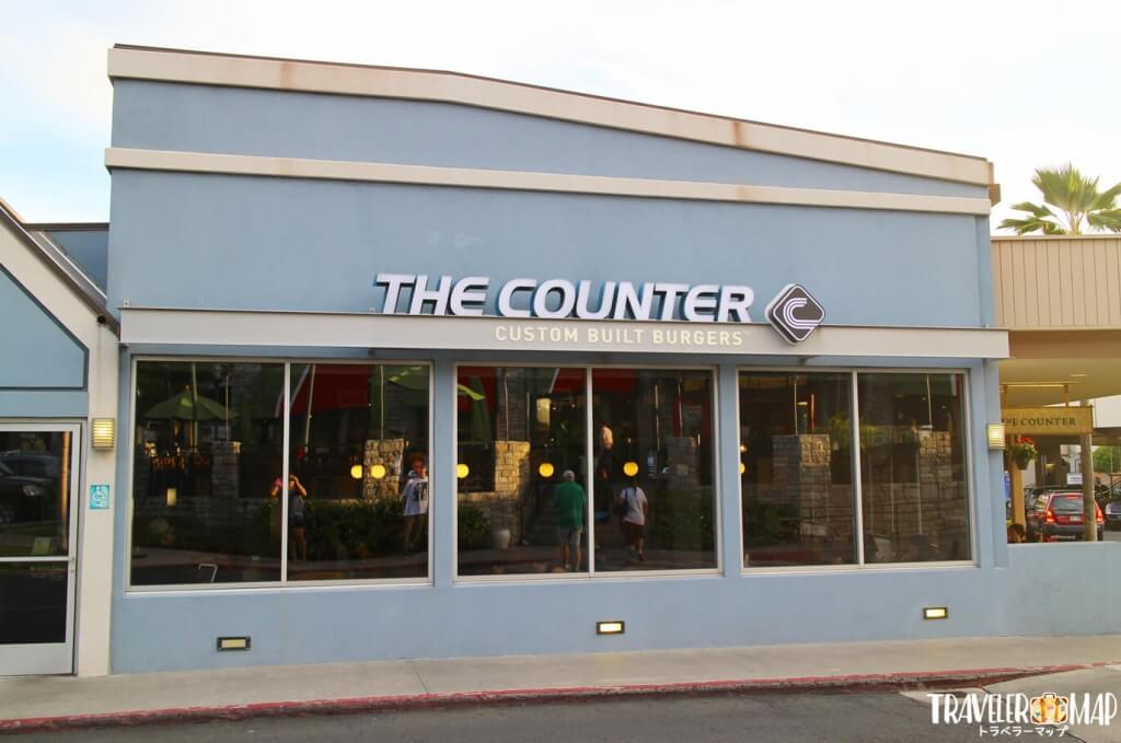 ハワイのザ・カウンター(The Counter)