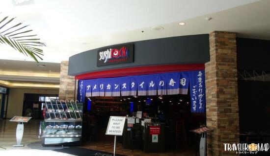 アメリカンスタイル寿司