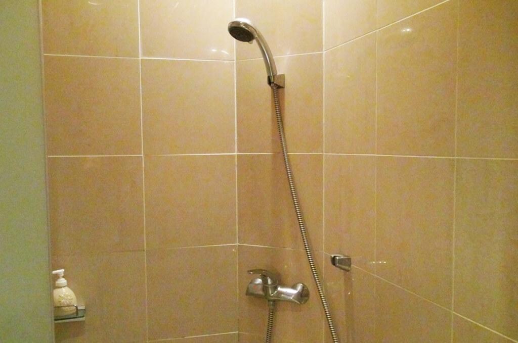 アンサナ・スパのシャワールーム
