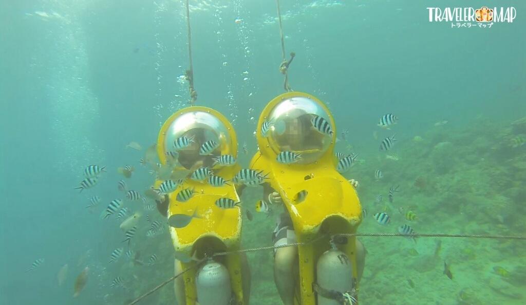 水中バイクBOB