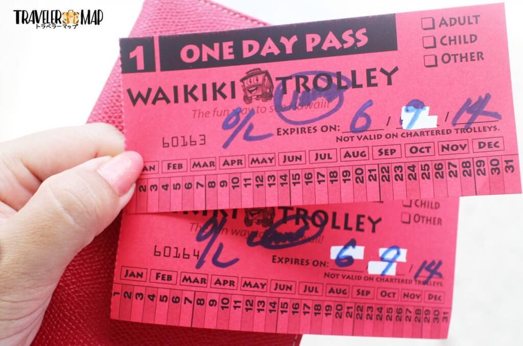 レッドラインのチケット