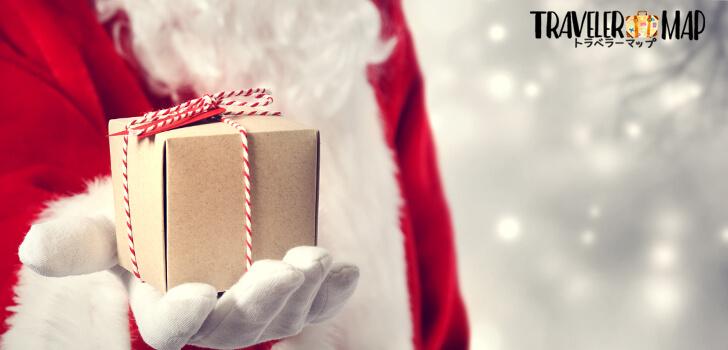 サンタクロースからのプレゼント
