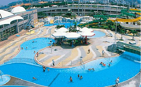 西崎運動公園プール