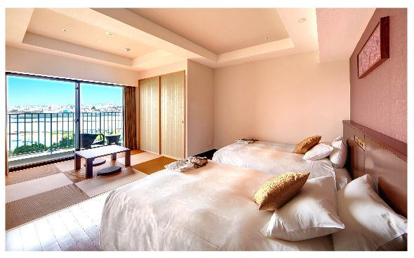 琉球温泉 瀬長島ホテル