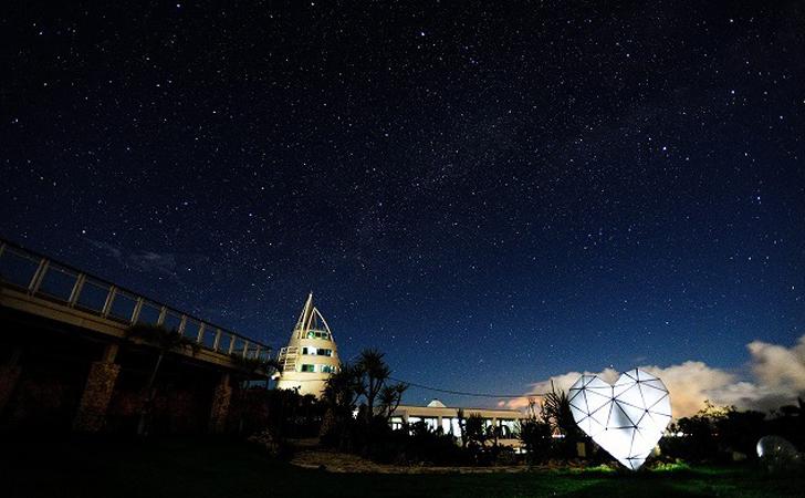 星空観測会
