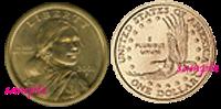 $1硬貨(One Dollar Coin:ワンダラーコイン)