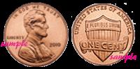 1¢(penny:ペニー)