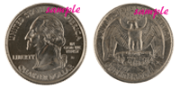 25¢(Quarter:クォーター)