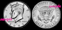 50¢(Half Dollar:ハーフ・ダラー)