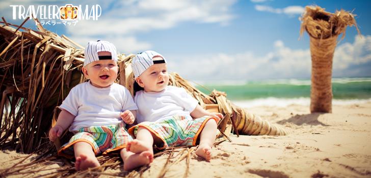 双子の子ども