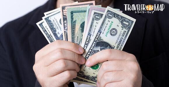 広く流通している紙幣