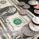 通貨USドルについて