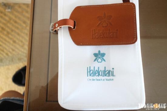 ハレクラニのネームタグ1