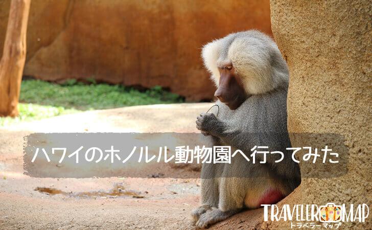 ハワイのホノルル動物園へ行ってみた