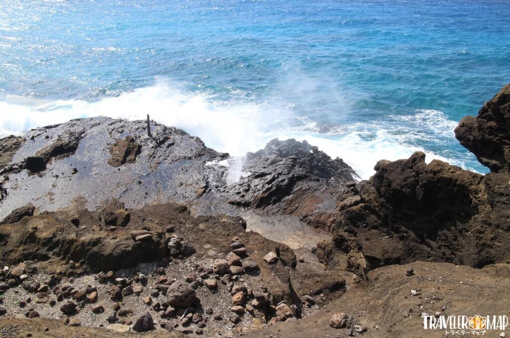 ハロナ潮吹き岩2