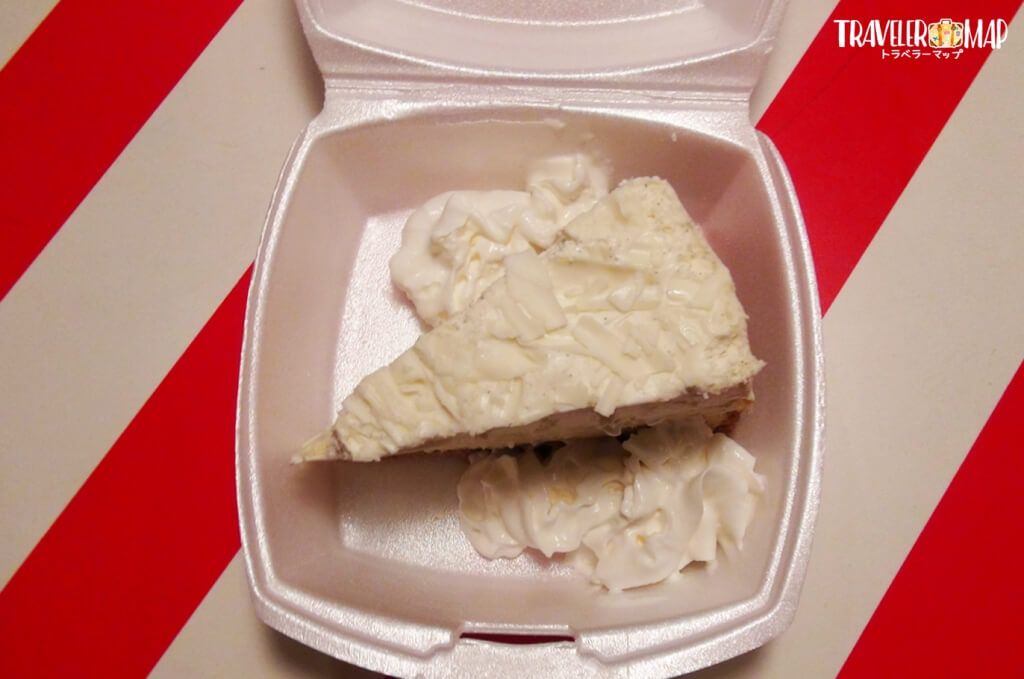 バニラビーンズチーズケーキ