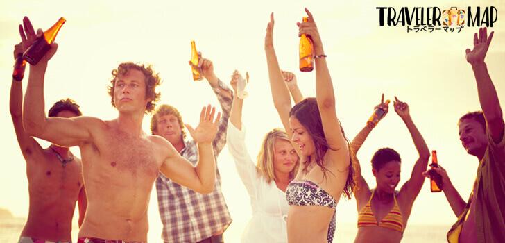 グアムでは何歳からお酒が飲めるの?