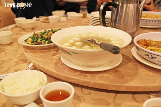 つみれスープ