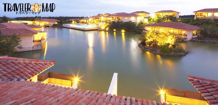 ホテルアラマンダ小浜島