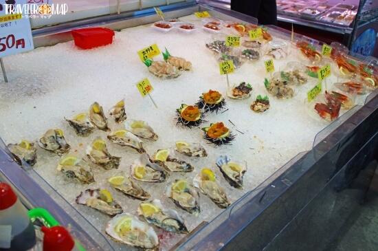 牡蠣・ウニ