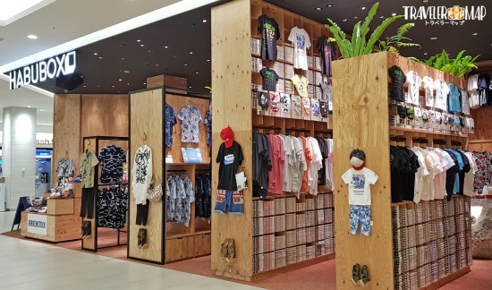 Habu Box浦添パルコシティ店