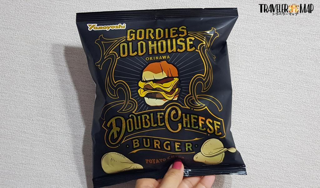 GORDIES OLD HOUSEダブルチーズバーガー味