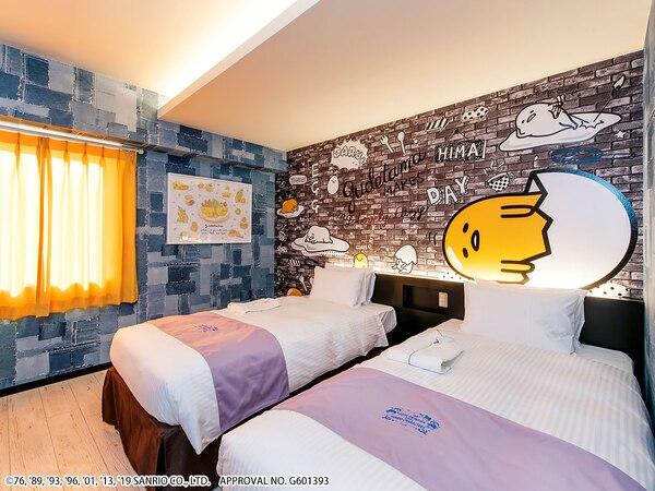 ホテル沖縄 with サンリオキャラクターズ