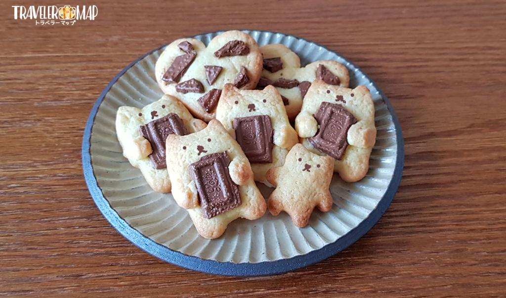 サーターアンダギーミックスで作ったクッキー