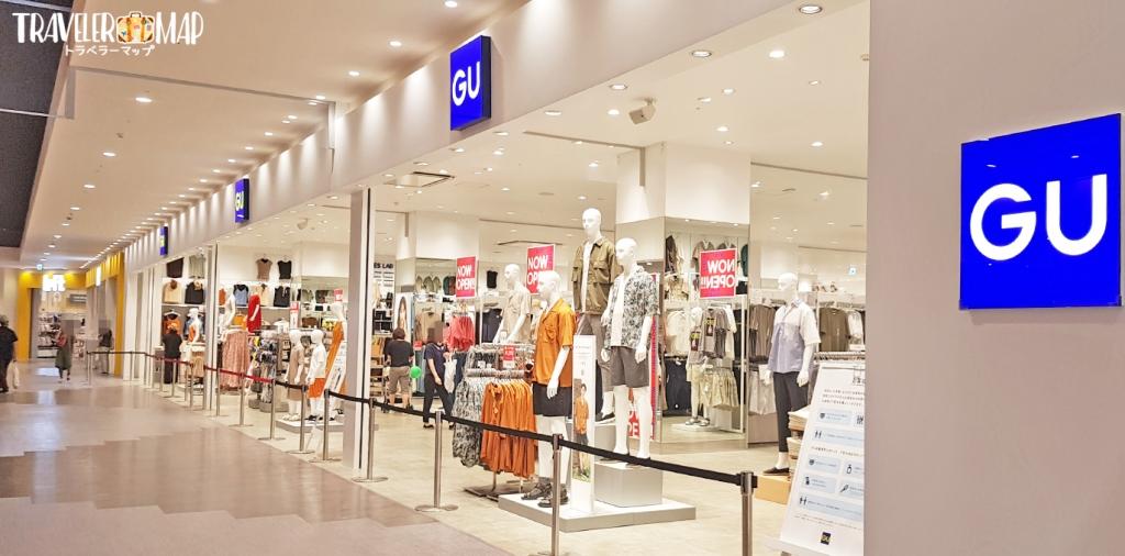 GU豊崎店