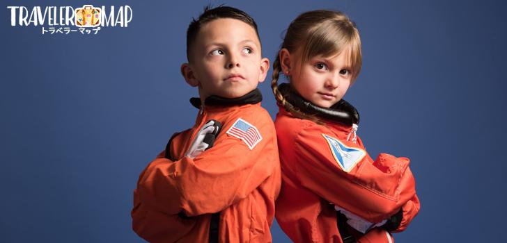 宇宙飛行士になる夢