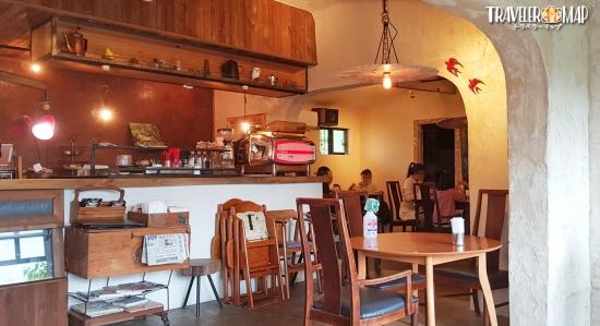 北中城村にあるマザーコーヒー