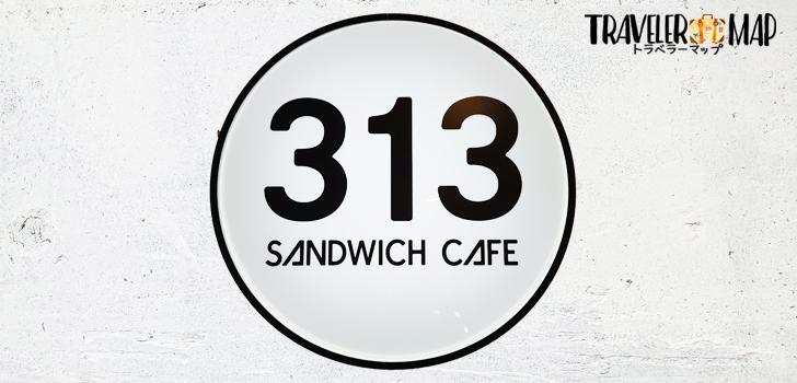 313 SANDWICH CAFE