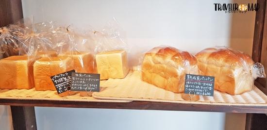 小麦の奴隷のパン