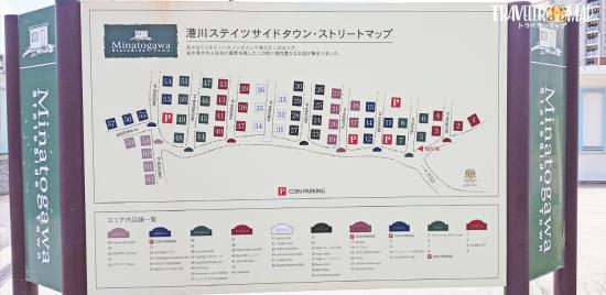 浦添外人住宅のマップ